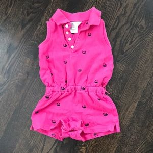 Girl Ralph Lauren short jumper